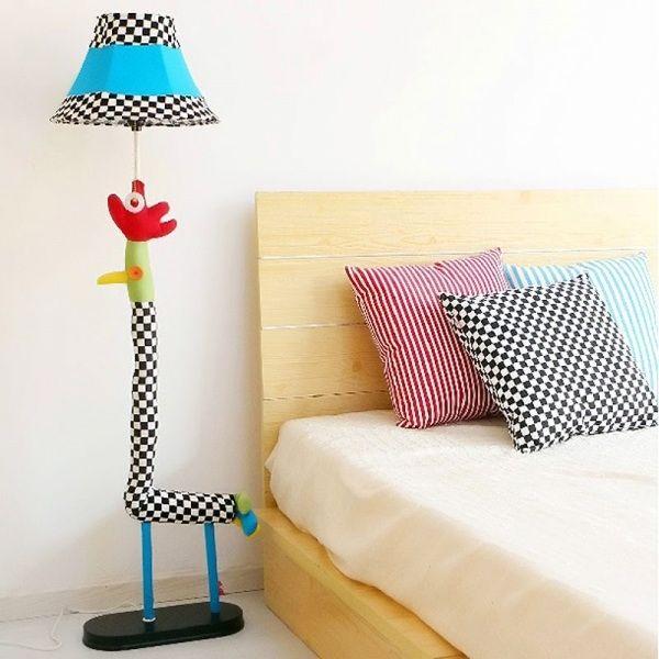 Lámpara infantil de pie