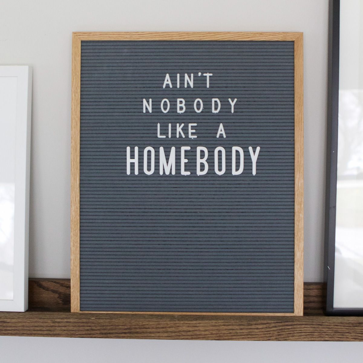 Rookie Mistake: Displaying Quote Art | The DIY Playbook