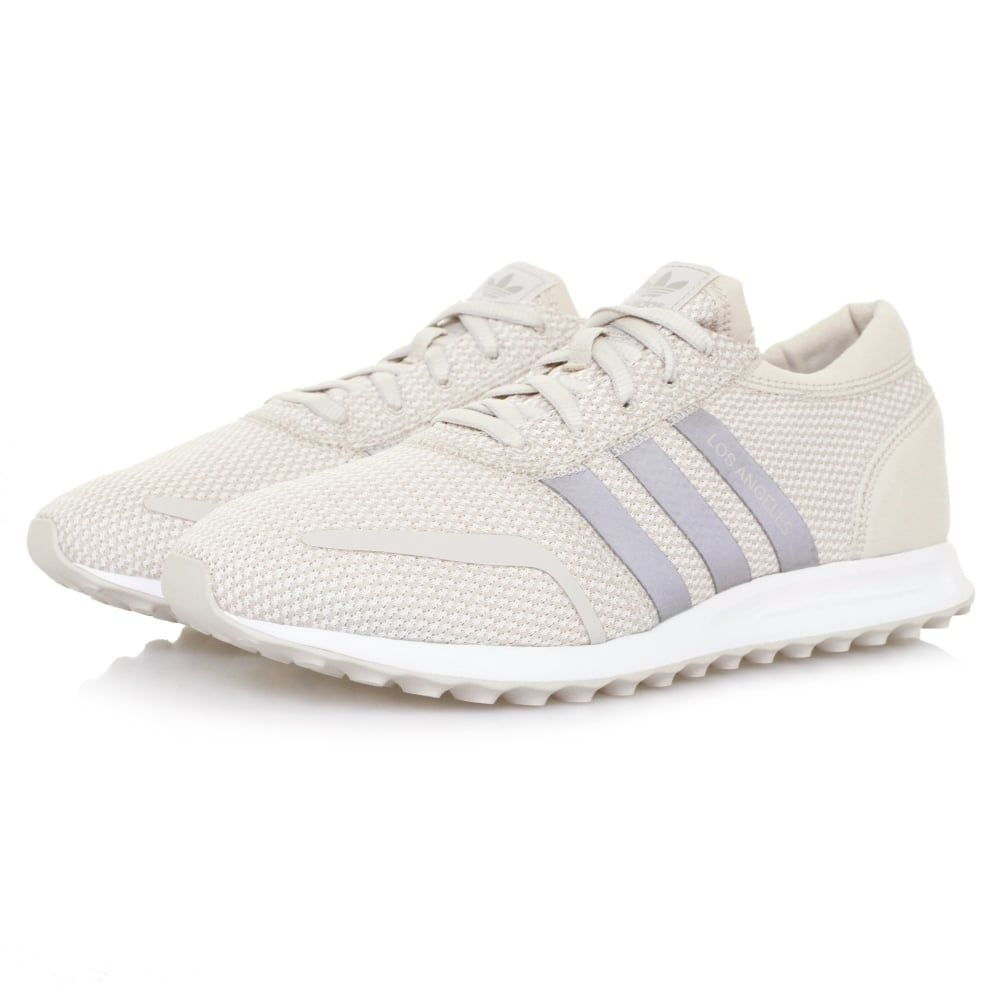 Adidas Los Angeles Trainers   Brown
