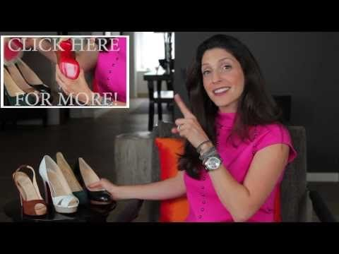 5e60e00ea7d How to Spot a Fake Christian Louboutin Shoe  Part 02