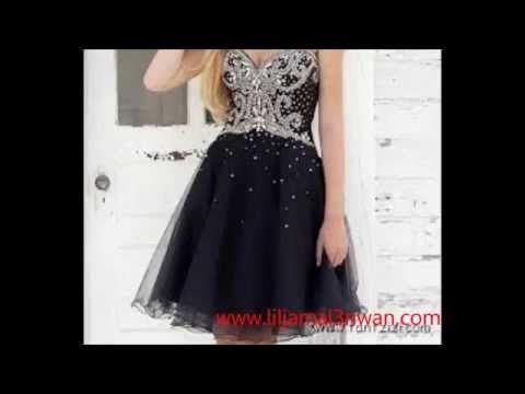 فساتين قصيرة منفوشة فساتين سهرة Prom Dresses For Teens Blush Prom Dress Gorgeous Prom Dresses