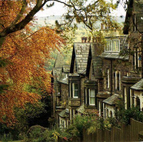 brick cottages