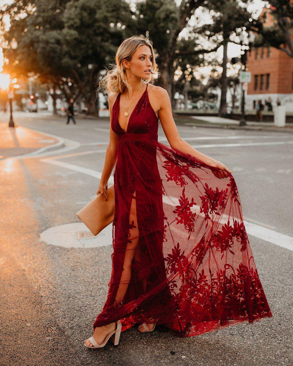 Antonia Maxi Dress Wine Dresses Maxi Dress Perfect Dress [ 1280 x 1024 Pixel ]