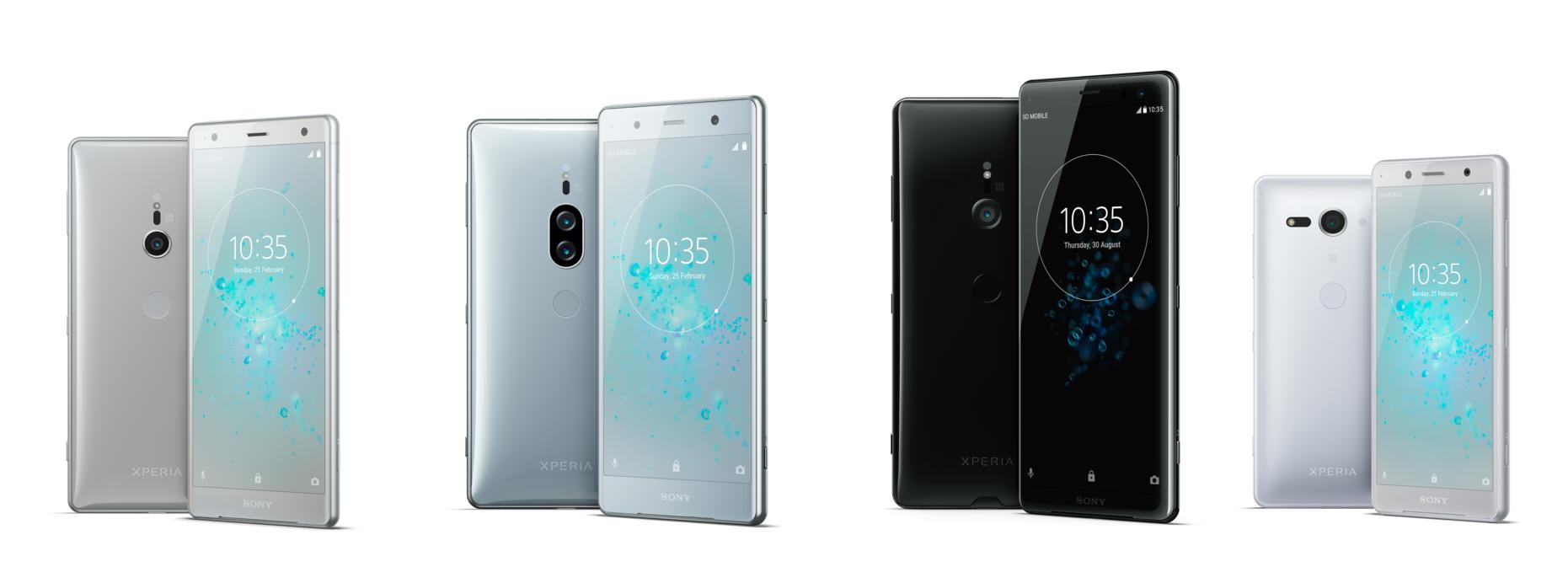 Mundophone Sony Xperia Xz2 Xz2 Compact Xz2 Premium And Xz Em 2020