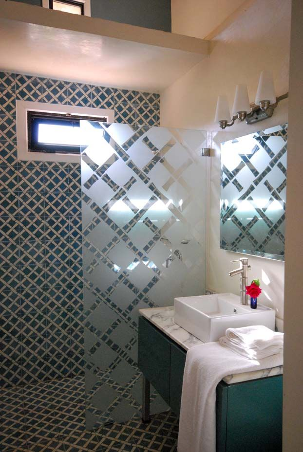 Wonderful Bathroom Tile Pattern  Bath Powder And Laundry Rooms Beauteous Wonderful Bathroom Designs Review