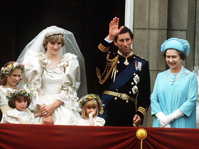 Queen Elizabeth Diamond Jubilee Photos Princess Diana Wedding Diana Wedding Charles And Diana Wedding