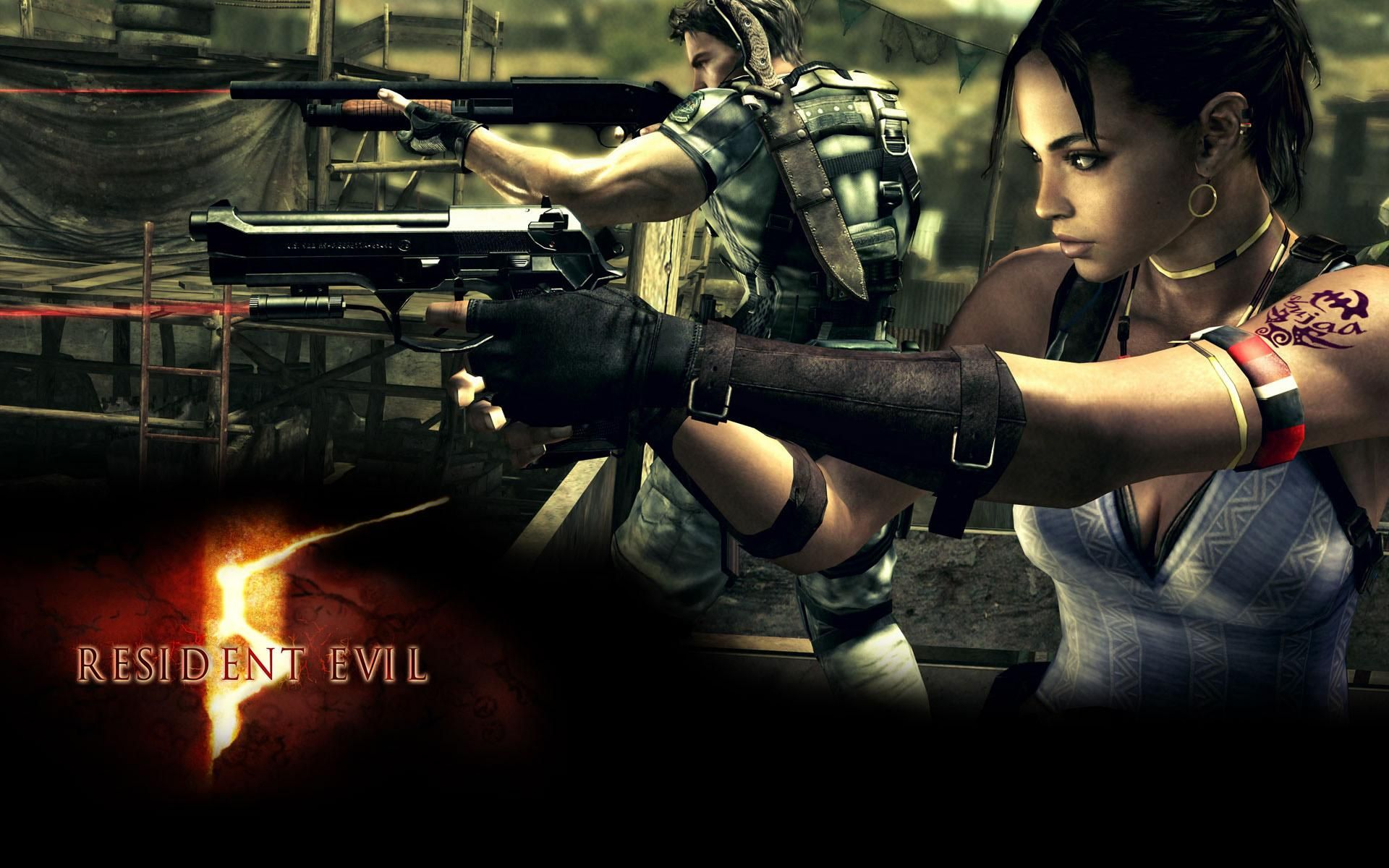 Resident Evil 5 3 Wallpapers Hd Wallpapers Resident Evil 5 Resident Evil Resident Evil Game