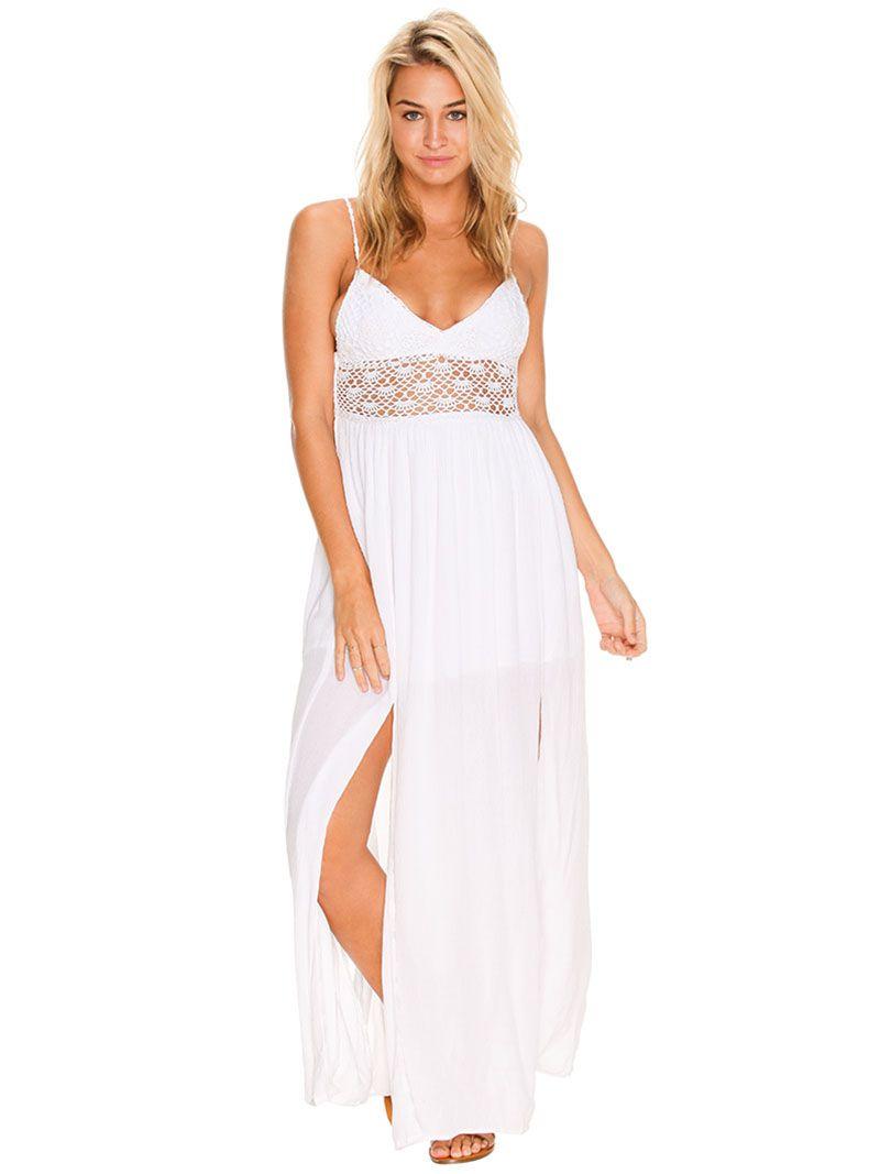 a07a6f0e5b966 White Dresses: Shop White Dresses - Macy's