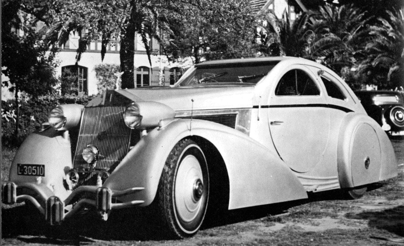 Photo of Driving Mrs. Dillman: The Tale of the Round Door Rolls-Royce
