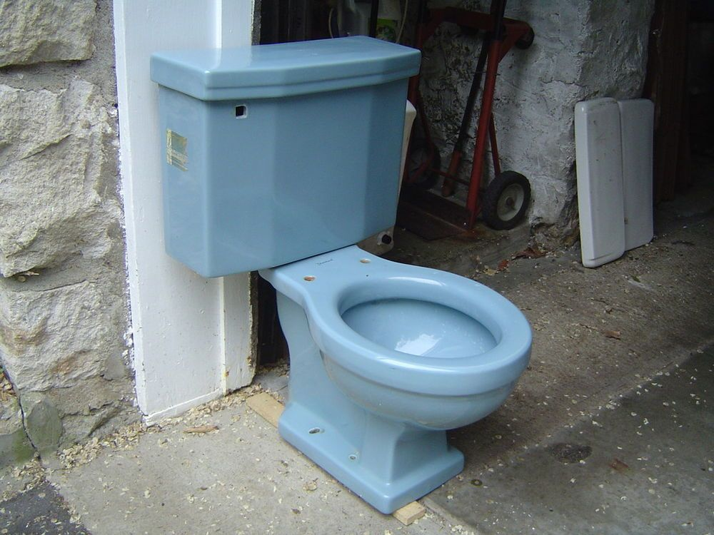 Bowl Only American Standard 4043 F4043 4033 4058 Cadet Toilet