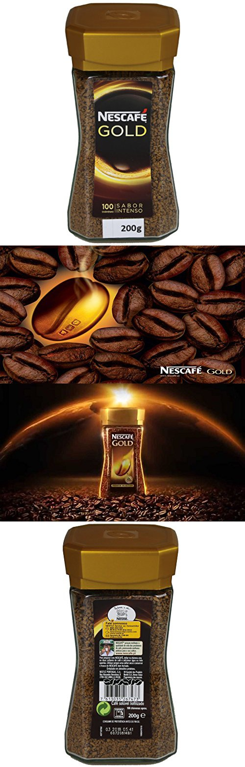 Nescafe Gold (200 Gram 1 pack) Instant Coffee Nescafe