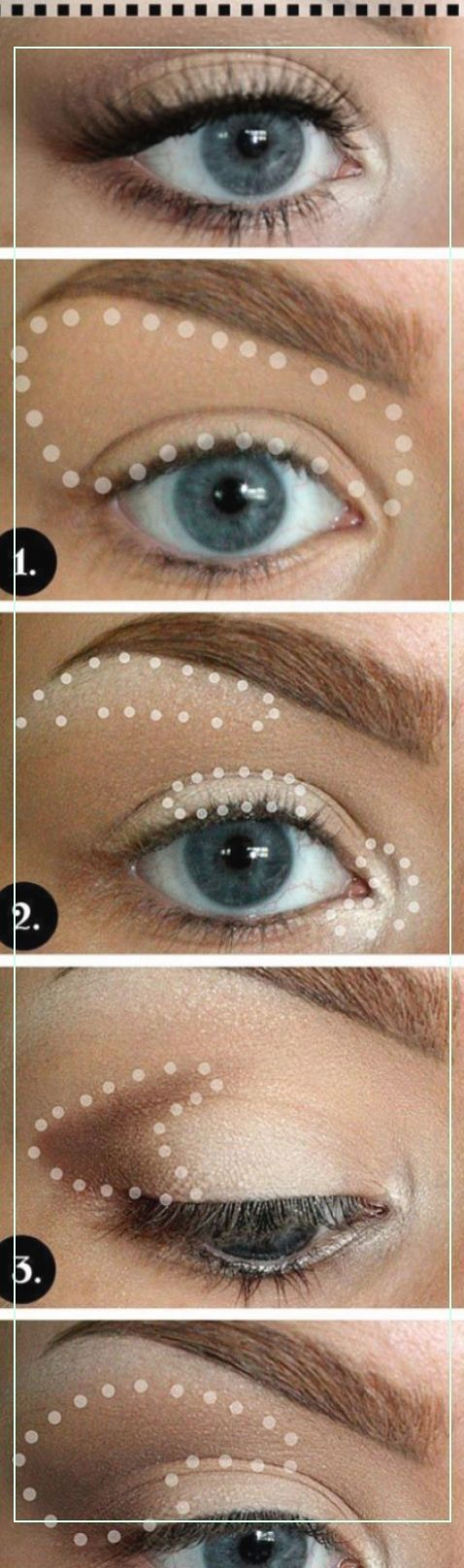 Makeup Products 17393 15 Gorgeous Makeup Looks for Blue Eyes   StayGlam  Blue  e