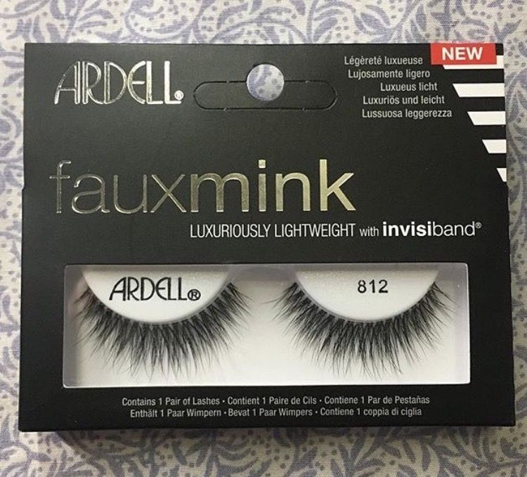 378cde70549 Ardell FauxMink Lashes in #812 | Lashes | Lashes, Makeup