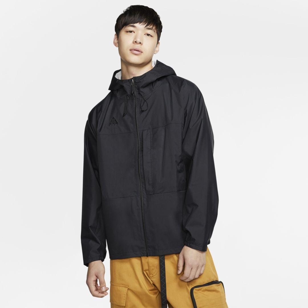Photo of Nike ACG Packable Rain Jacket. Nike.com