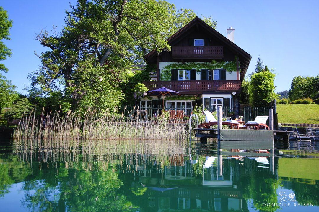 Villa Am Worthersee Ferienhaus Mieten Osterreich Ferienvilla