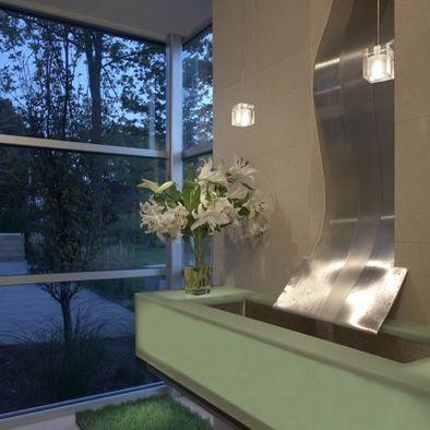 Diy Indoor Water Fountain Design, Pictures, Remodel, Decor ...