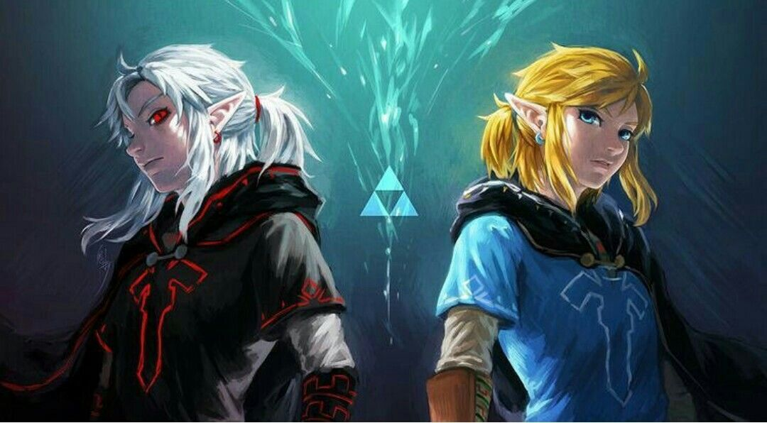 Breath Of The Wild Dark Link >> Still Want Them To Make Another Game Where You Fight Dark Link The