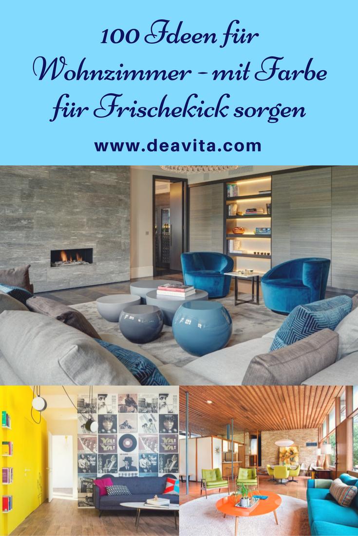Farben Im Interieur Stilvolle Ambiente: Kühles Farben