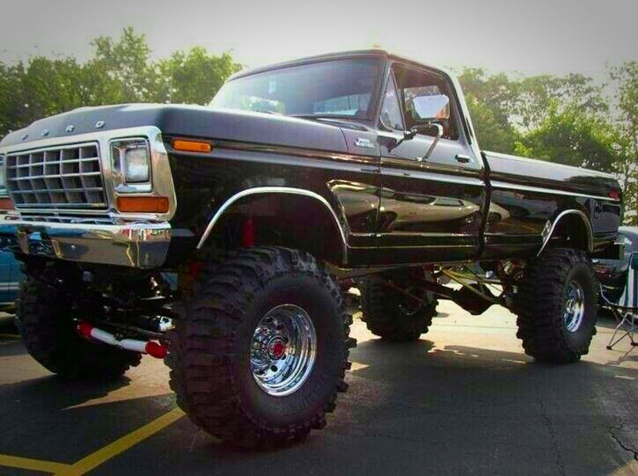 Pin by M Whitfill on The Right Stuff 79 ford truck, Ford