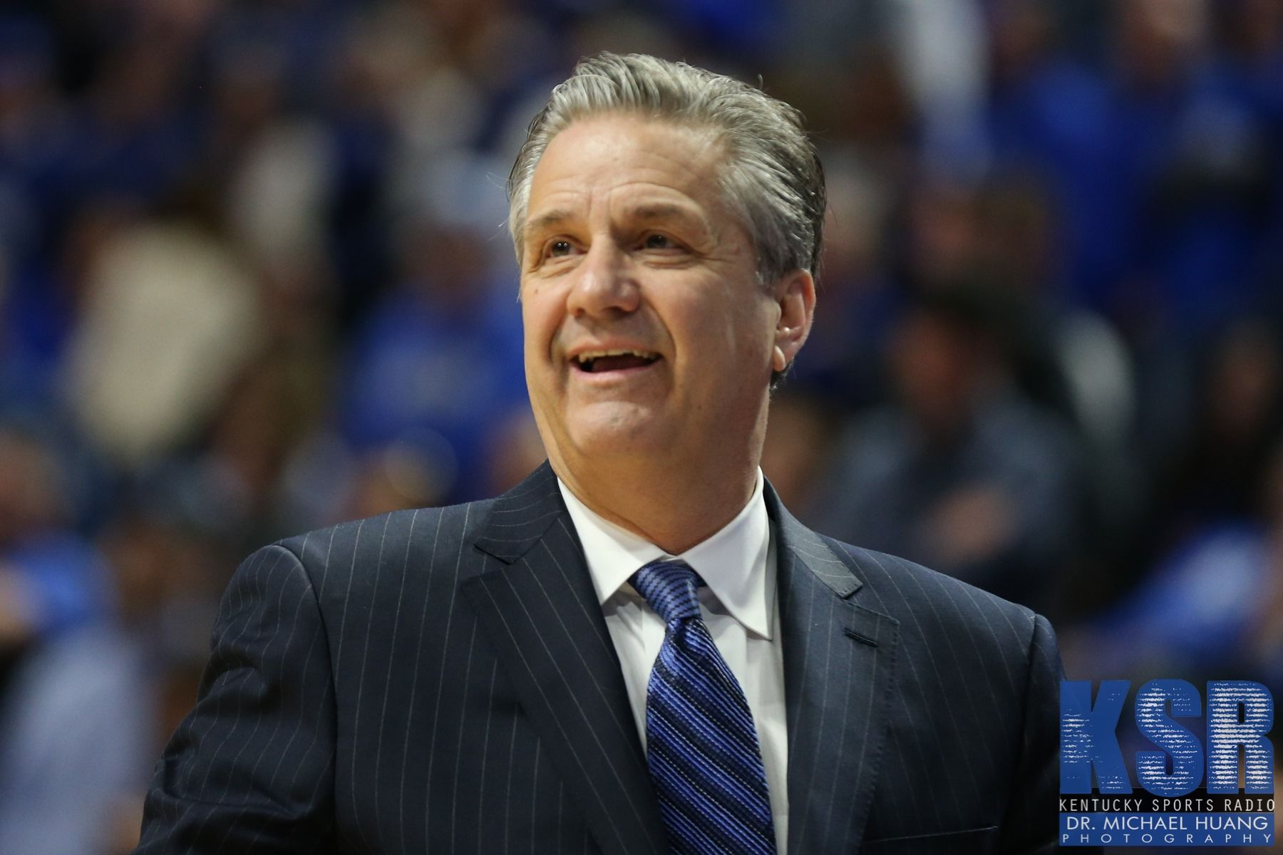 """Calipari raves about new team """"You have no idea how"""