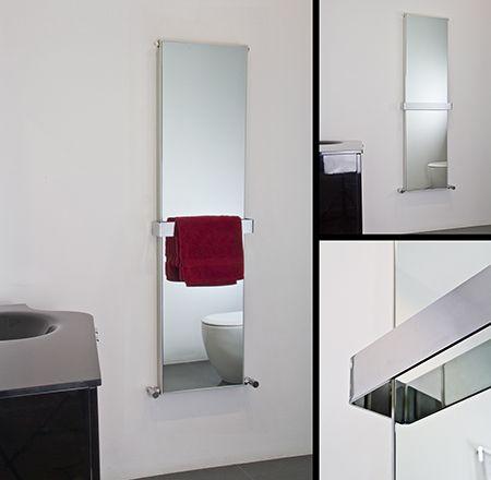 Miroir Salle de Bain  LE Guide Ultime Lofts - Porte Serviette A Poser