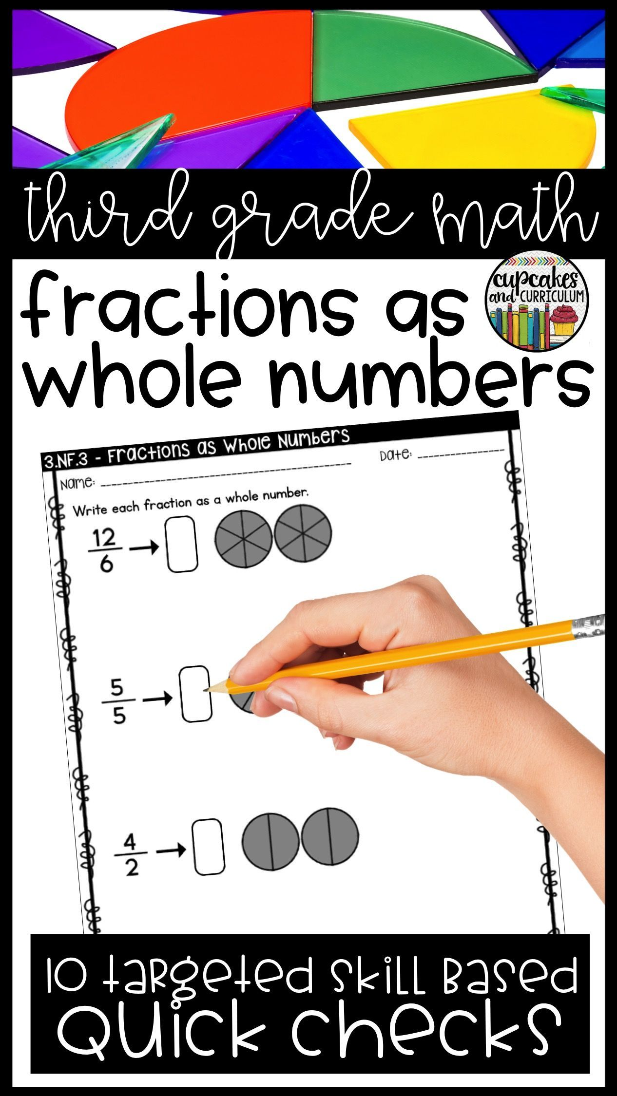 Equivalent Fractions Comparing Fractions