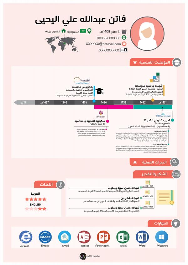نتيجة بحث الصور عن سيرة ذاتية انفوجرافيك Free Cv Template Word Cv Template Word Cv Infographic