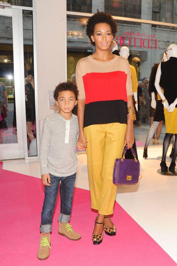 Solange Knowles Son Solange Knowles...