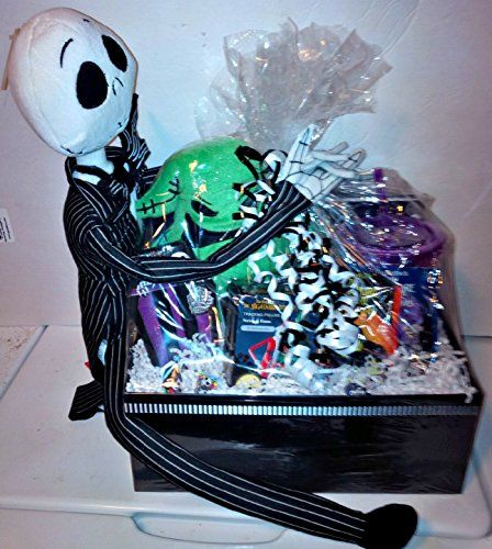 The Nightmare Before Christmas Gift Basket Nightmare Before ...