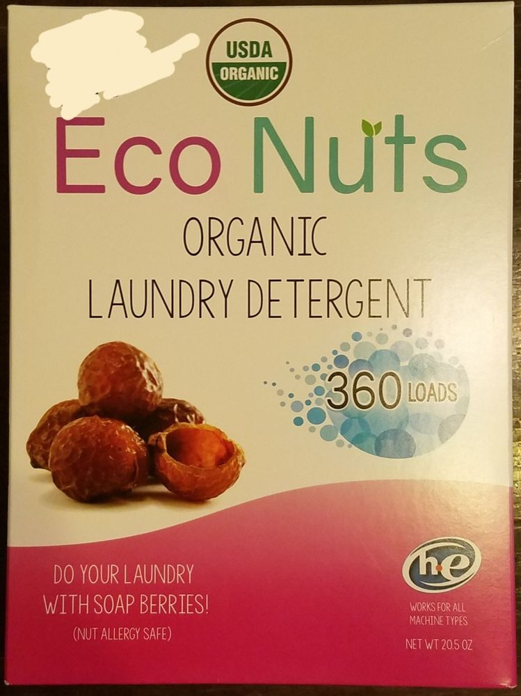 Eco Nuts Organic Laundry Detergent 360 Loads 20 5 Ounces