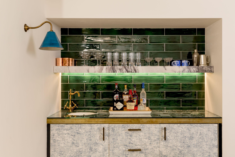 Restauranteur - Barlow & Barlow | Home bar designs, Cinema ...
