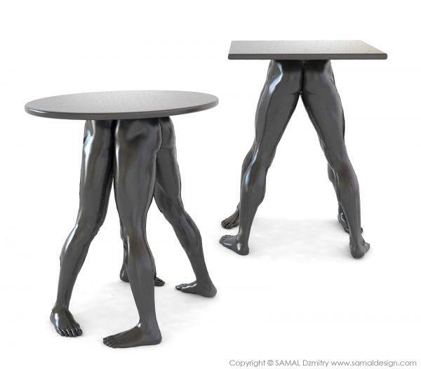tables unusual furniture weird