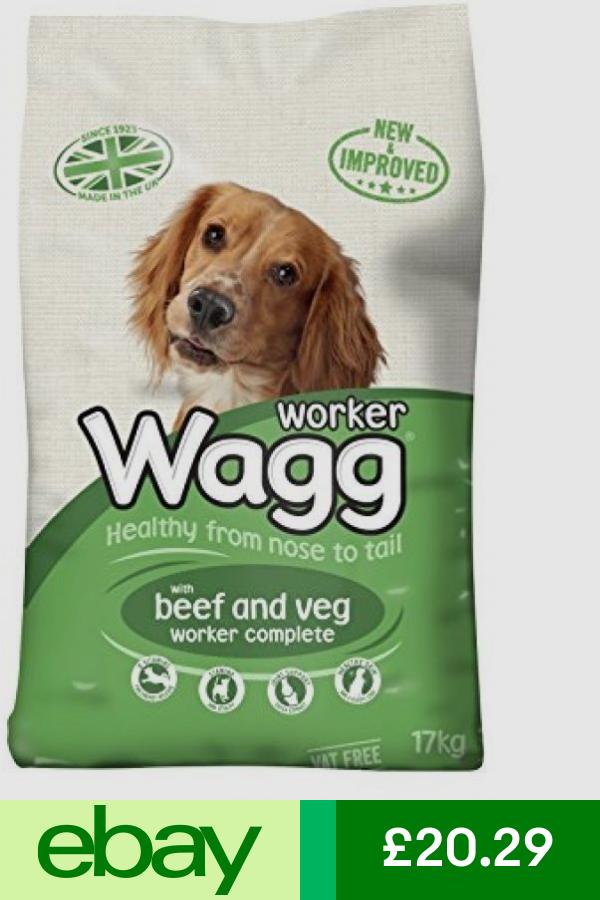 Wagg Dog Food Pet Supplies Ebay