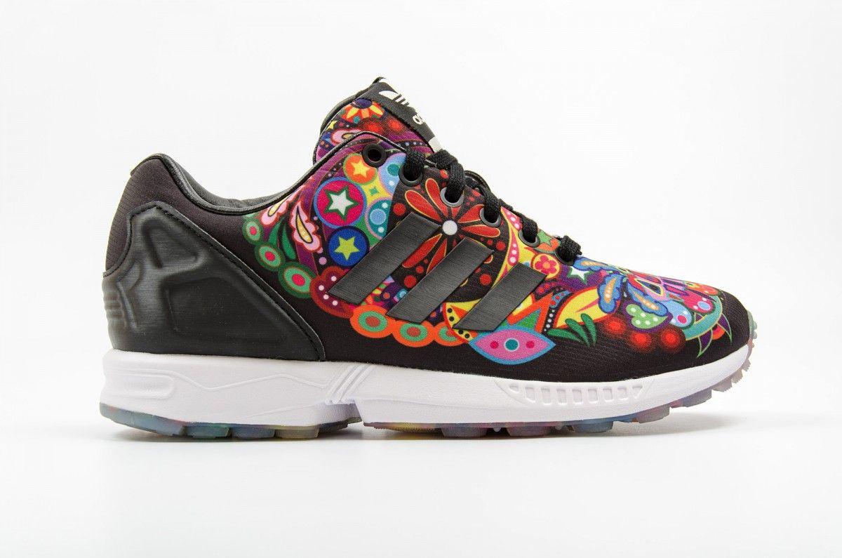 Adidas zx flujo aq5460 negro Referencia: aq5460 negro zapatillas