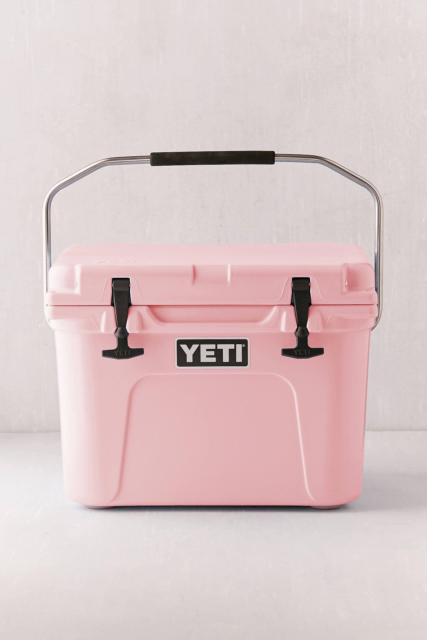 Yeti Limited Edition Pink Roadie Cooler Yeti Cooler Colors Yeti Pink Yeti