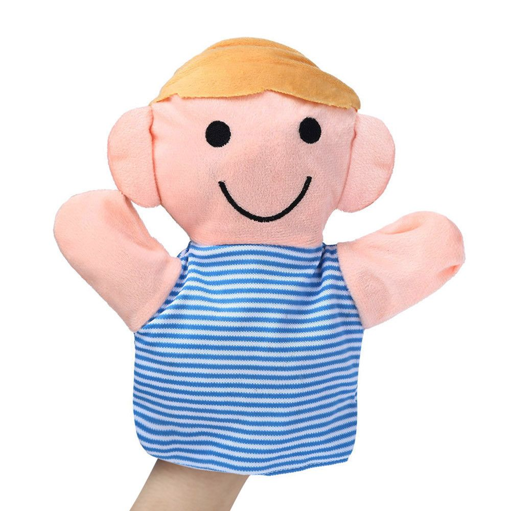18CM Baby Finger puppets Infant Kid Toy Plush | Baby and Toddler ...