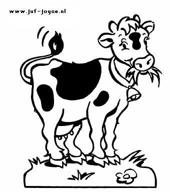 kleurplaten koeienkop kidkleurplaat nl