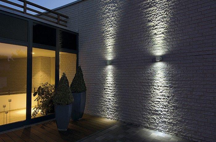 Sitra Wall Up Down Aussen Wandleuchte Wandlampe Leuchte Spot