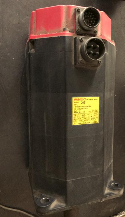 FANUC Beta 12/3000 iS AC motor servo motor A06B 0078 B103