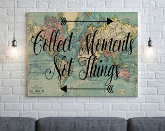 World map canvas not all those who wander are lost world map world map canvas not all those who wander are lost by partyinked gumiabroncs Choice Image
