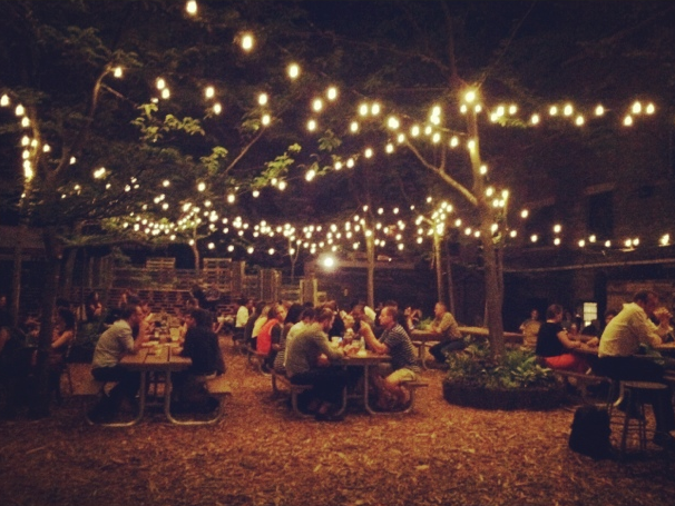 Phs Pop Up Beer Garden The Mcdevitt Company Beer Garden Beer Garden Party Beer Garden Ideas