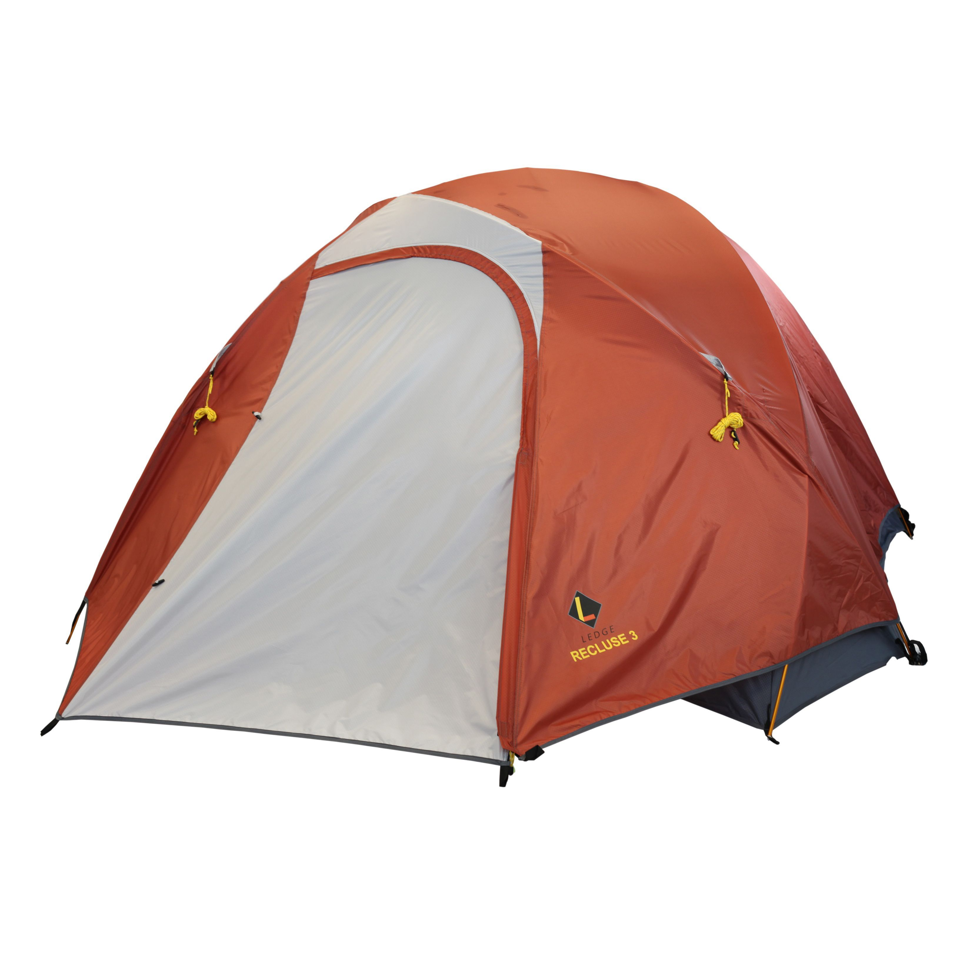 Ledge Recluse 3-person lightweight backpacking tent is packed with featuresTent assembles quickly and easily  sc 1 st  Pinterest & Ledge Recluse 3-person lightweight backpacking tent is packed with ...