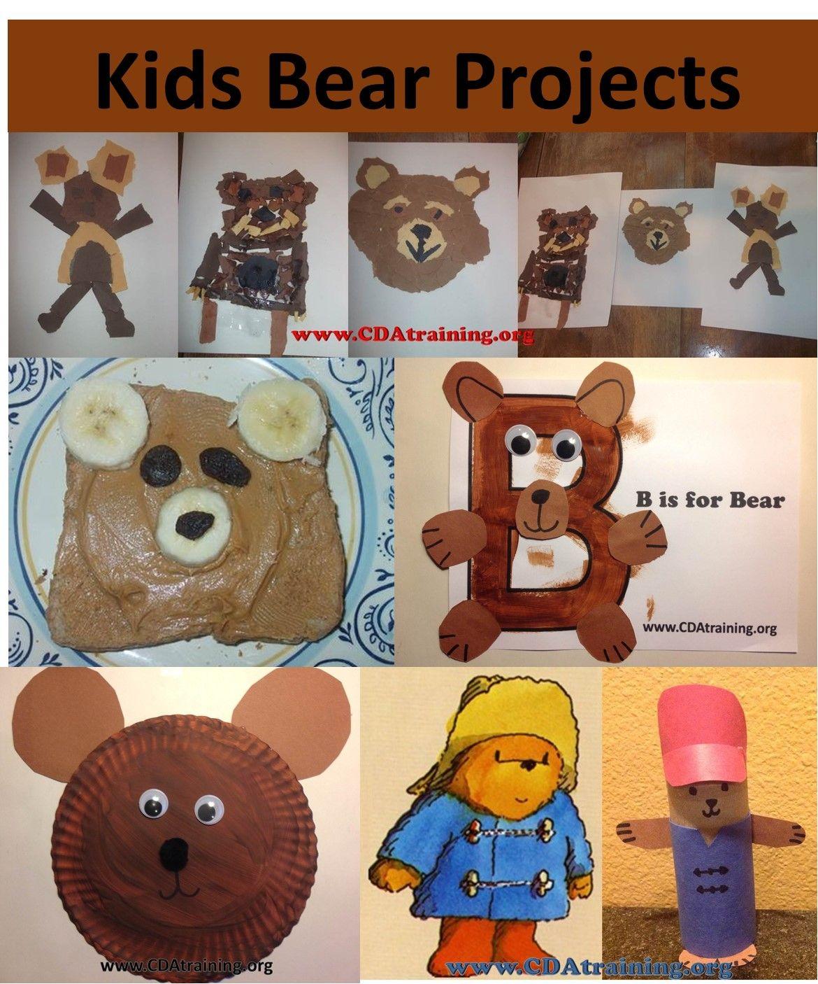 Kids Bear Projects