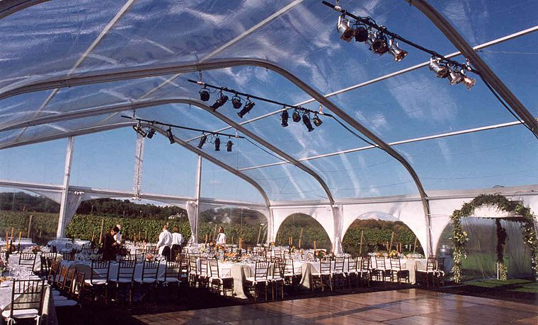 Our huge AnchorSpan tents have a spacious arch design. These large tents are perfect for big weddings parties and other outdoor events. & Large Tent | Katieu0027s big day | Pinterest | Tents Outdoor events ...