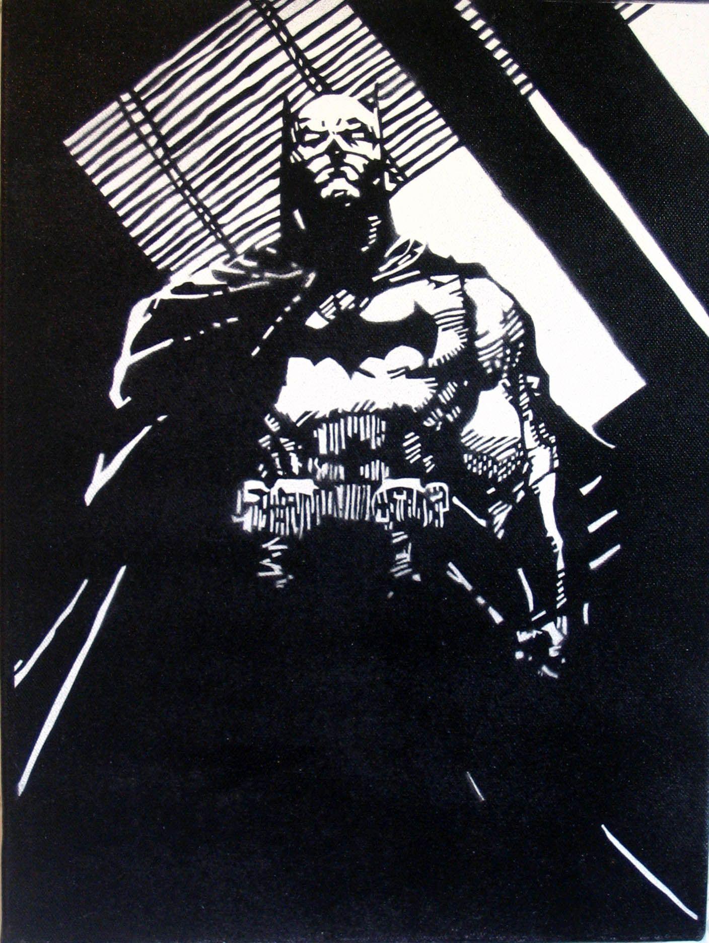 Zerbino ufficiale con scritta Welcome To The Bat Cave Batman
