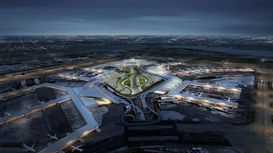 A $10 billion overhaul of New York's main airport isn't going to fix its biggest problem - Quartz