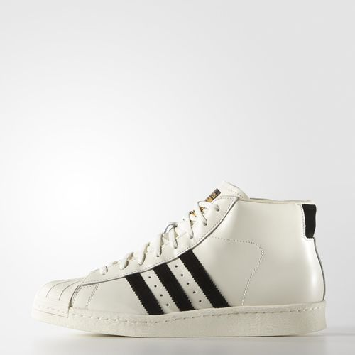 detailed pictures 95102 87ad5 adidas Pro Model Vintage DLX Shoes - White  adidas US