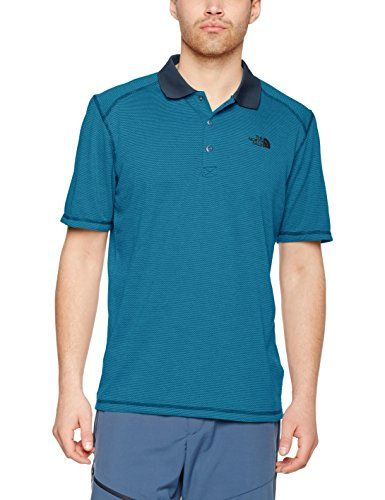 2543d5f76 The North Face Men's Short Sleeve Horizon Polo | Men Outdoor Hiking ...