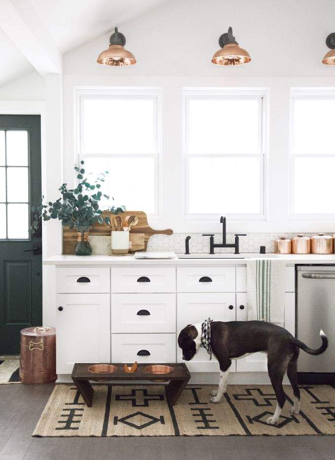» DOG DIY | Wood Dog Bowl Stand