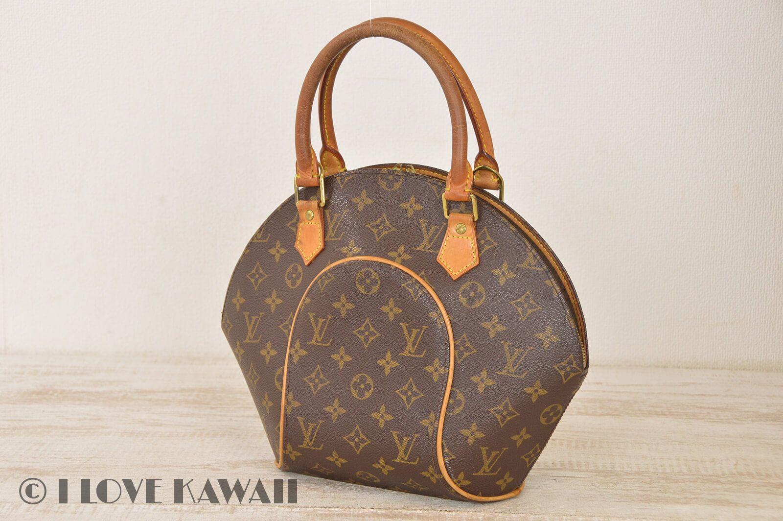 9ff01f6556cf Louis Vuitton Monogram Ellipse PM Hand Bag M51127